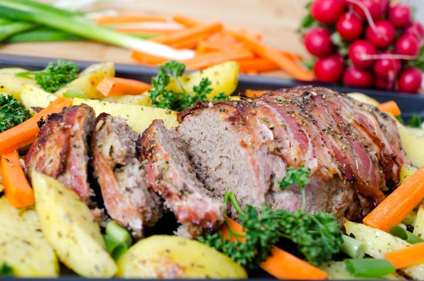 kochen, garen, dünsten: Garmethoden