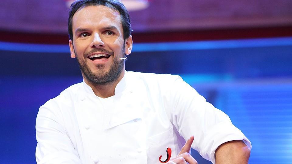 Für Steffen Henssler ist der Spaß beim Kochen das Wichtigste