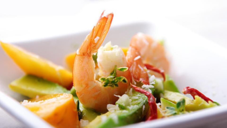 Frische Meeresfrüchte stehen in der Küche Hongkongs ganz oben auf der Liste