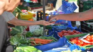 Regionale Lebensmittel boomen: Familienfotos auf der Eierpackung