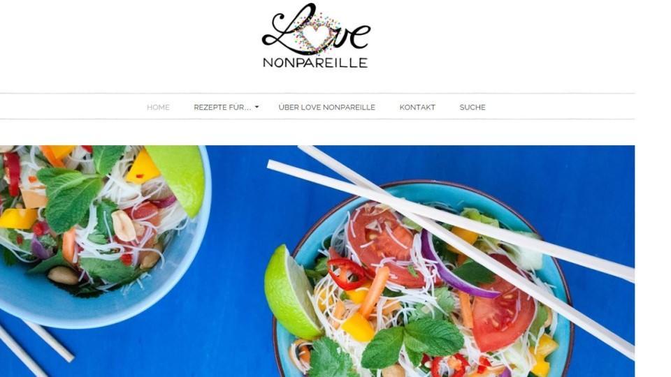 "Kochblog der Woche: ""Love Nonpareille"""