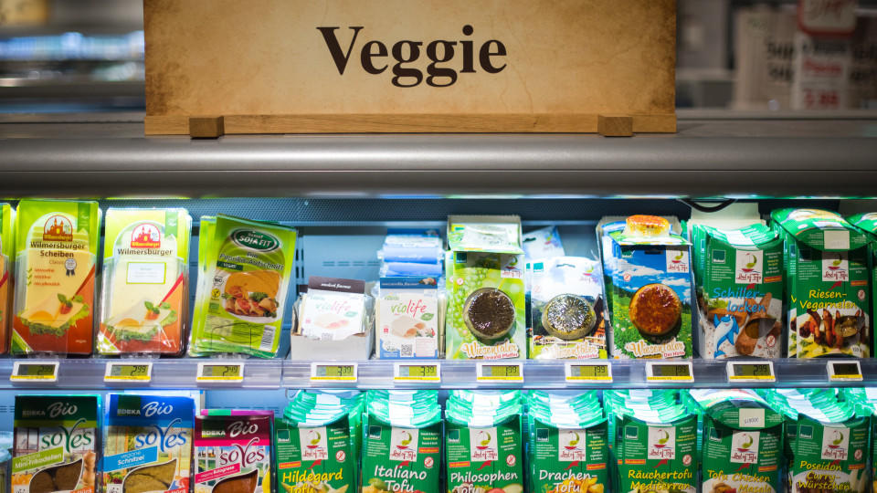 Vegetarische oder vegane Ernährungsweise liegt im Trend.