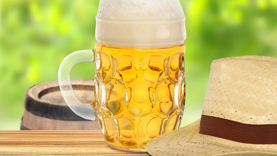Bier ist das beliebteste alkoholische Getränk der Welt