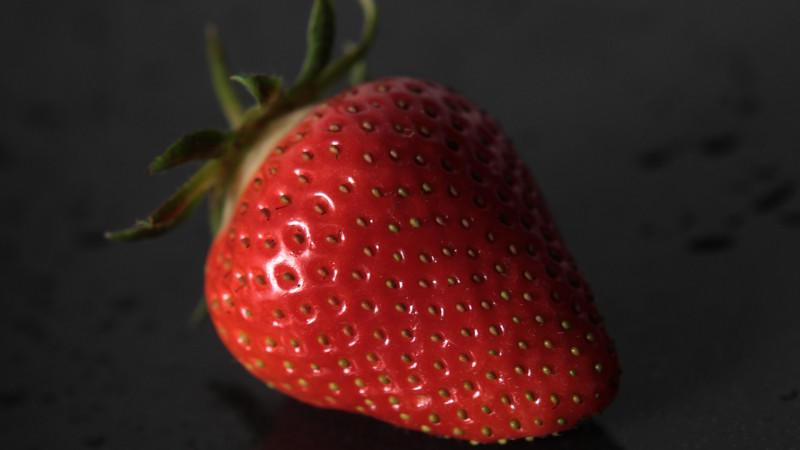 Erdbeer-Maske für eine schöne Haut