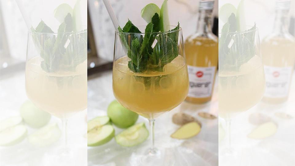 'Franz' ist der neue Sommer-Cocktail.
