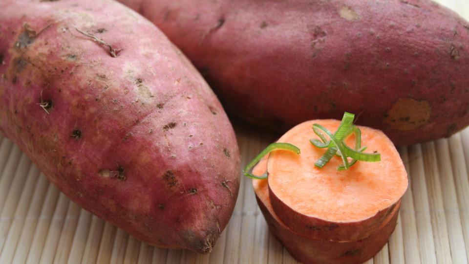 Süßkartoffel Vitamine