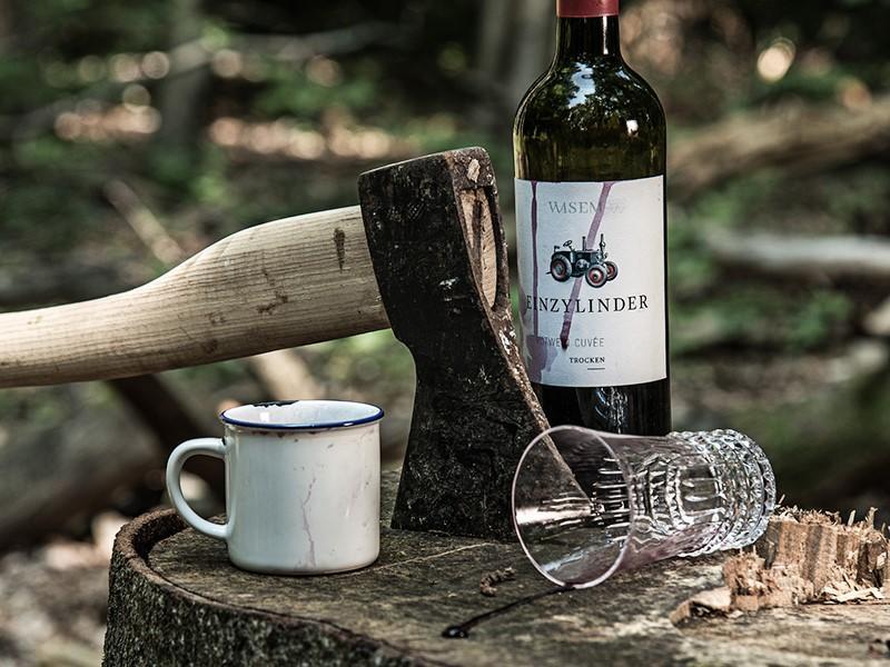 Das perfekte Paket für den Outdoor-Weingenuss