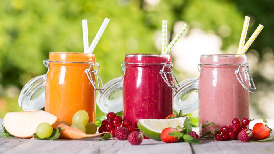 Saft schmeckt nicht nur gut, sondern kann auch richtig gesund sein