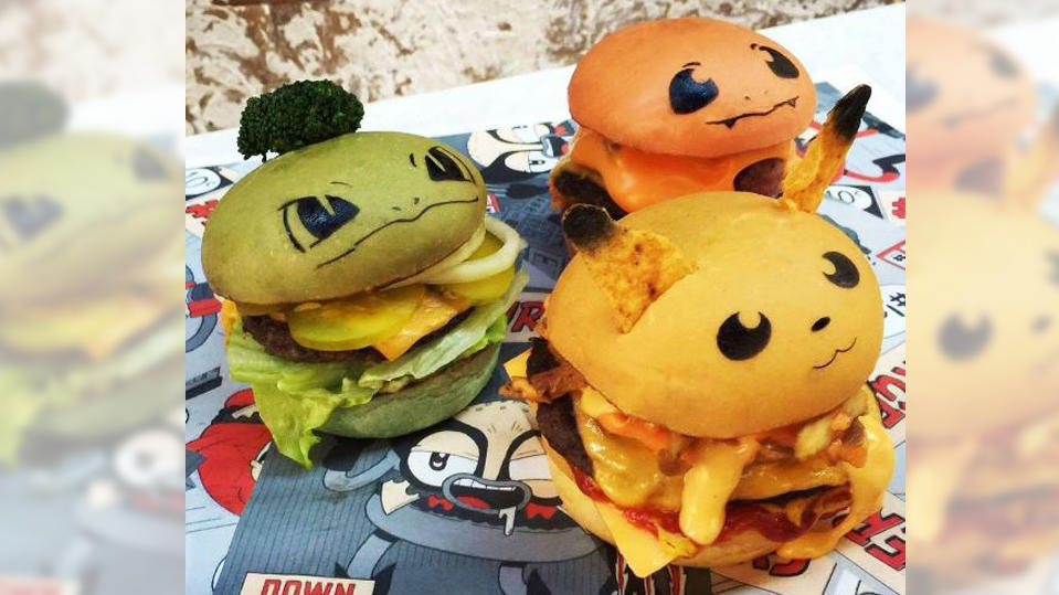 Pokeburger So Schmecken Pikachu Glumanda Und Bisasam Kochbar De
