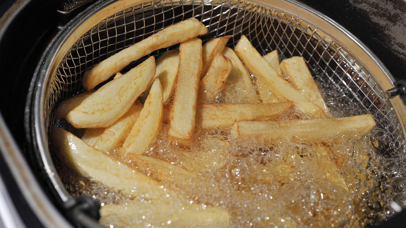 friteuse fett