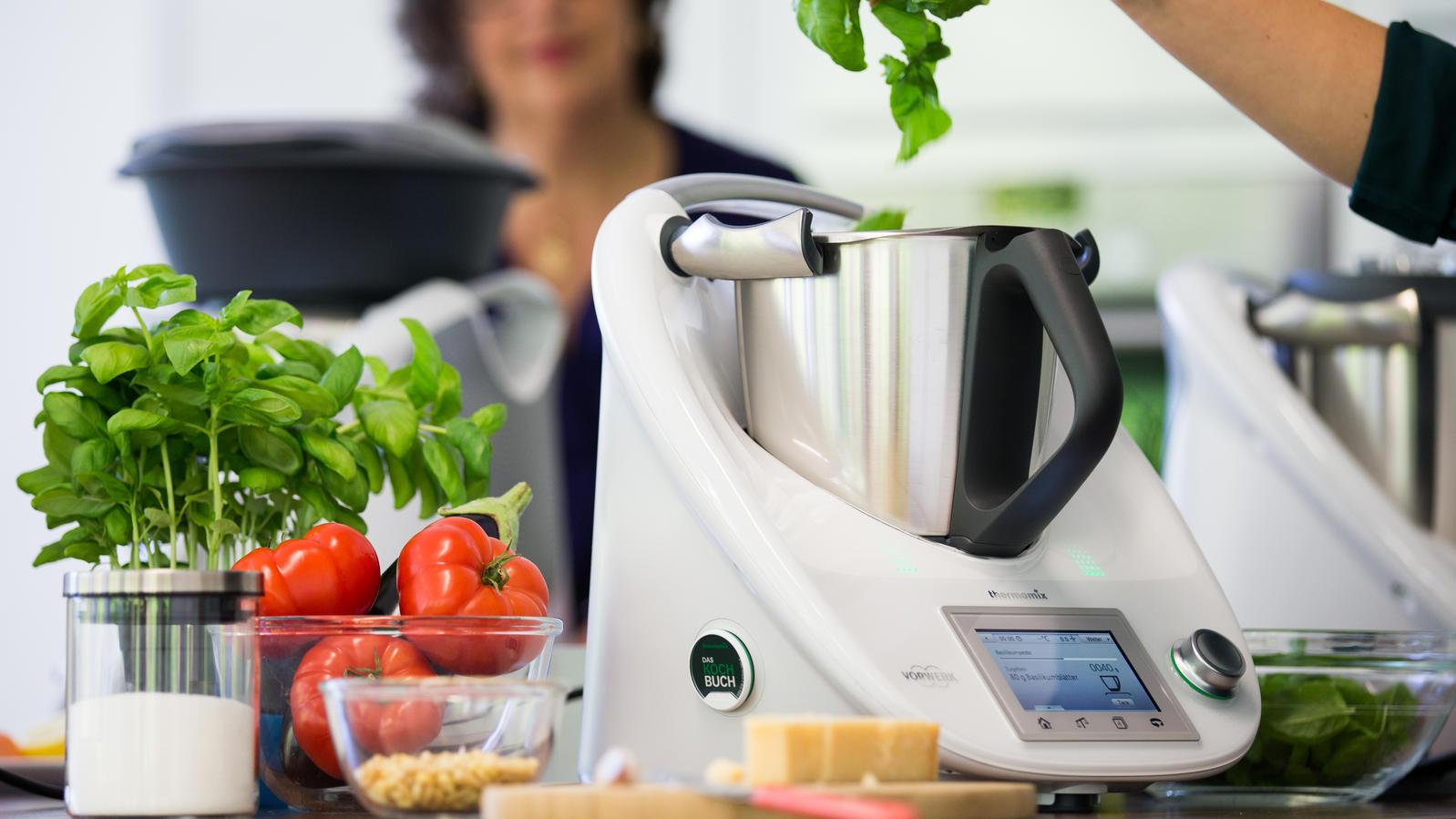 Die Küchenmaschine - der Allrounder fürs Kochen und Backen - kochbar.de