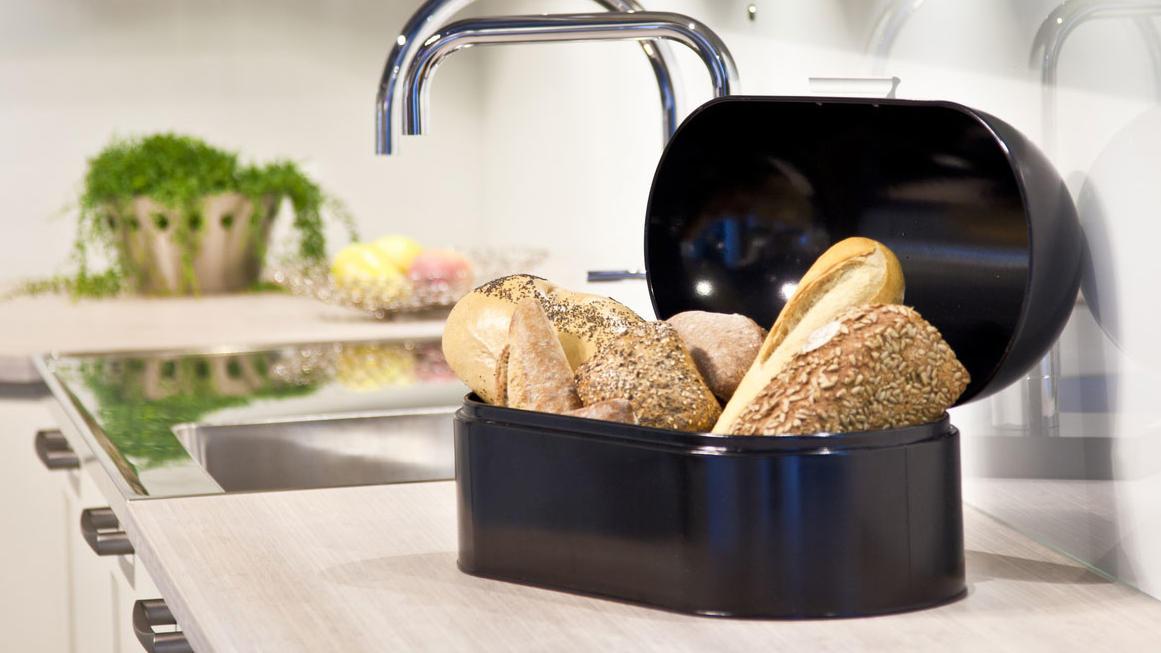 Ein Brotkasten Hält Brot Länger Frisch Kochbarde