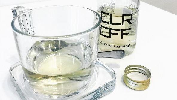 clear coffee dieser kaffee ist durchsichtig. Black Bedroom Furniture Sets. Home Design Ideas