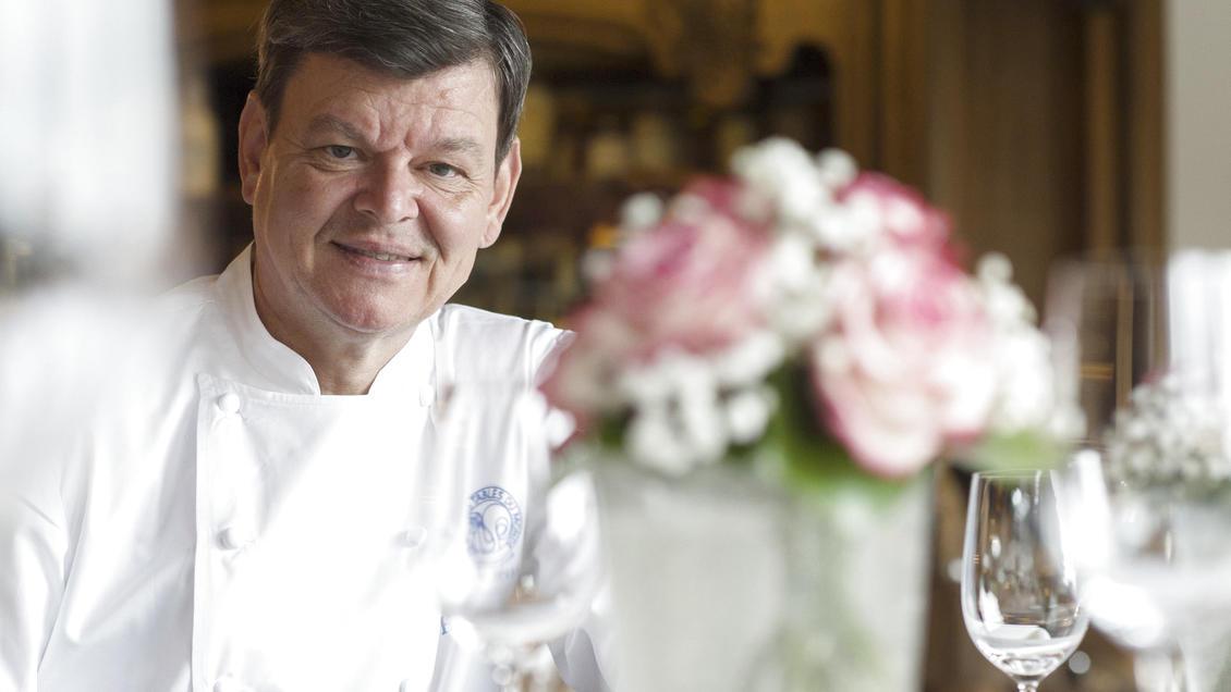 Harald Wohlfahrt Der Beste Drei Sterne Koch Deutschlands Kochbarde