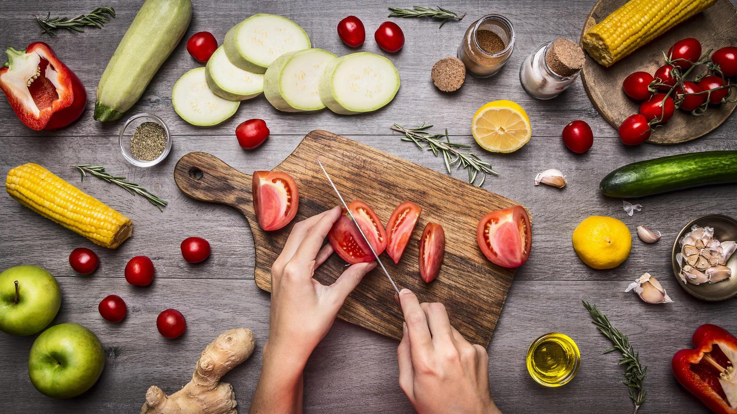 Bild: Meal Prep – Die schlaue Art der Essensplanung