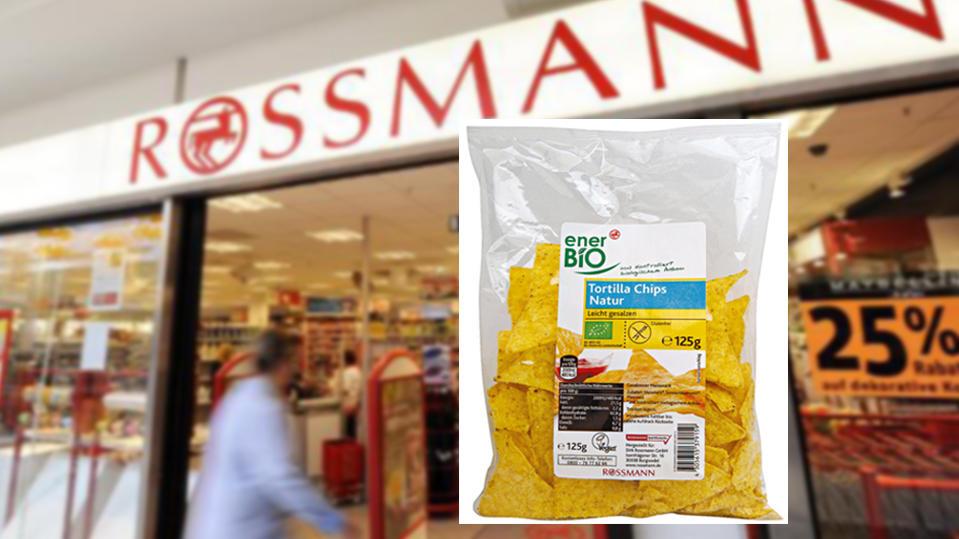 Die Chips von Rossmann sind entgegen ihrer Kennzeichnung nicht glutenfrei.