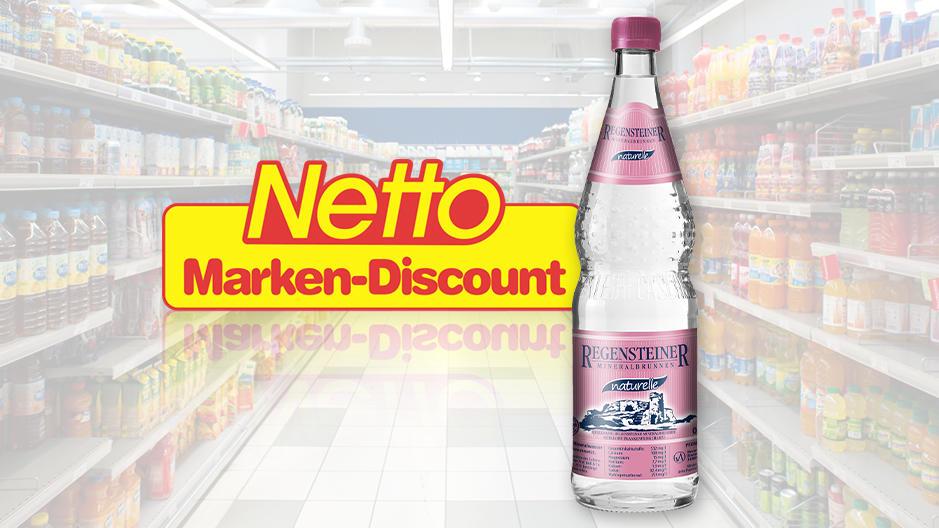 Rückruf Netto Regensteiner Mineralbrunnen naturelle