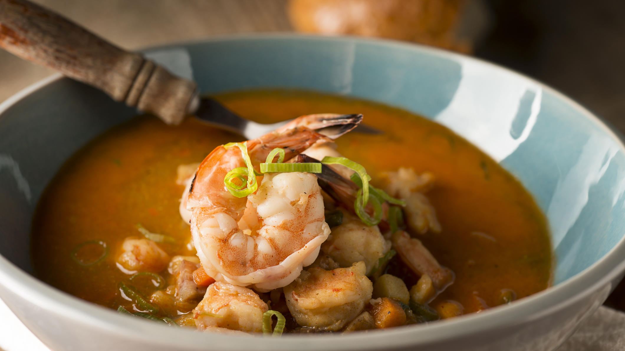 Shrimp Chowder or Bisque