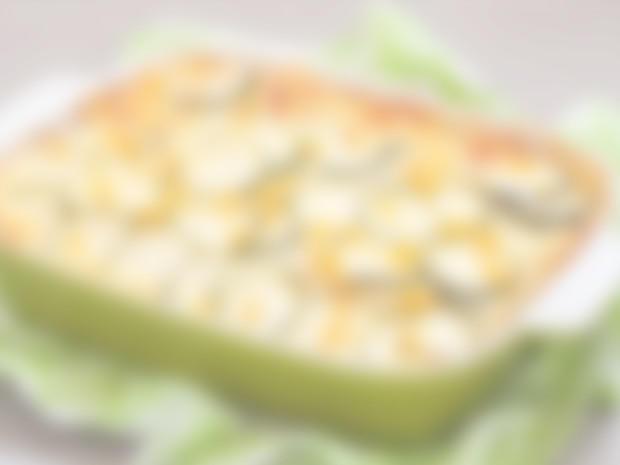 Brokkoli Schinken Auflauf Mit Bechamel Sauce Rezept Kochbar De