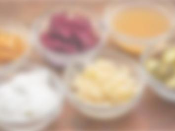 Rezept: Weihnachtliche Sauerkirsch - Lebkuchen - Marmelade
