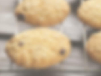 Rezept: CHOCOLATE CHIP COOKIES