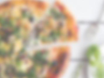Rezept: Pizzateig mit Buchweizenmehl