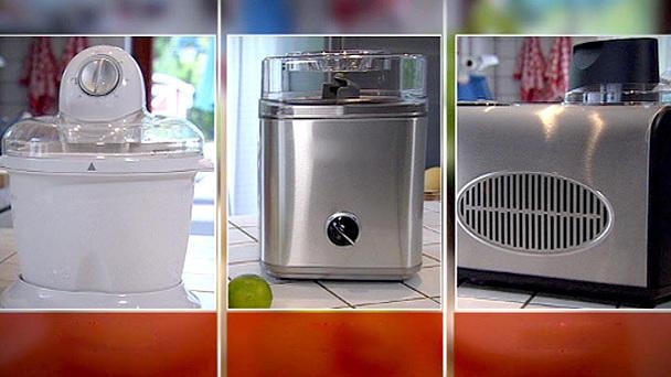 Eismaschinen  Eismaschinen im Test: Was taugen die Geräte für selbstgemachtes ...