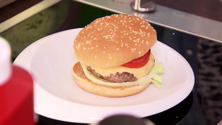 Fastfood aus dem Supermarkt im Test