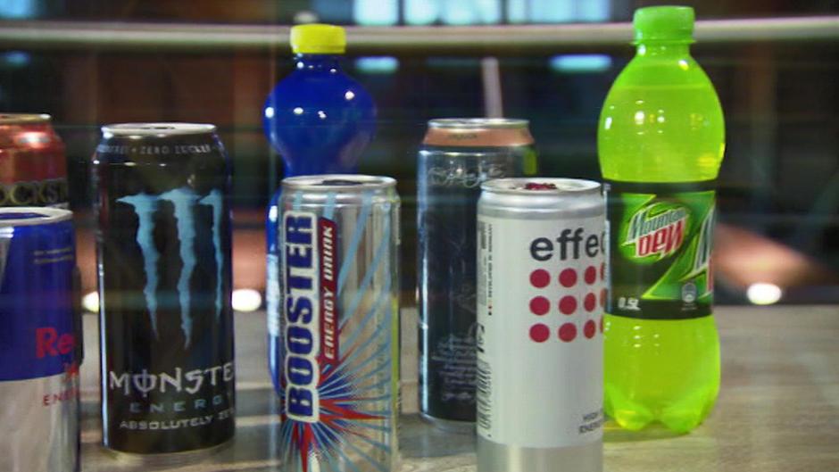 Energydrinks können tödlich sein!