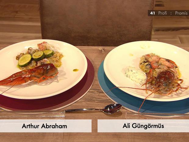 Armenische Krebse Mit Wosp (Linsen-Reis) (Arthur Abraham) - Rezept