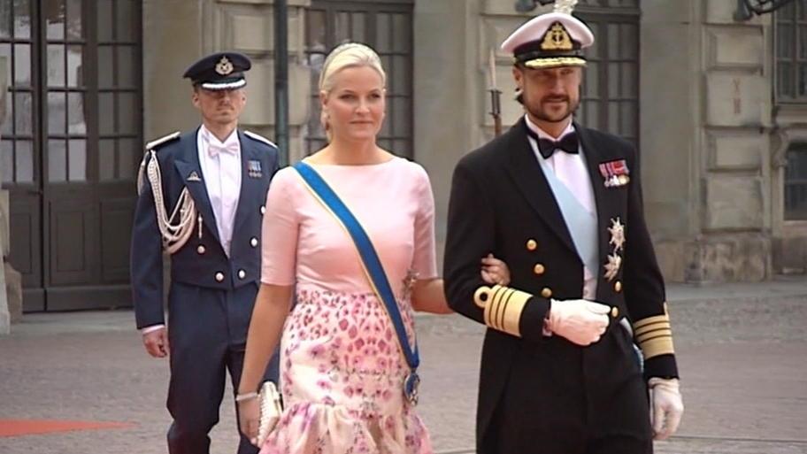 Kronprinzessin Mette-Marit leidet an Schwindel