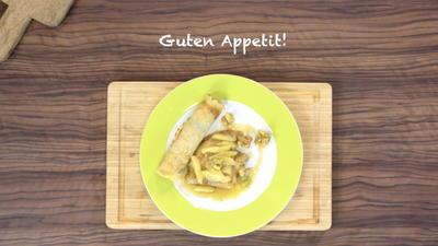 Rezept: Crêpe Suzette (Blick in Nelsons Topf)