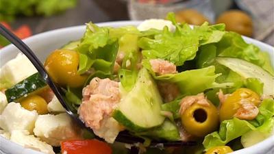 Rezept: Salat für den Brunch in zwei Varianten