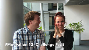 #Motivation 12: Challenge Fazit
