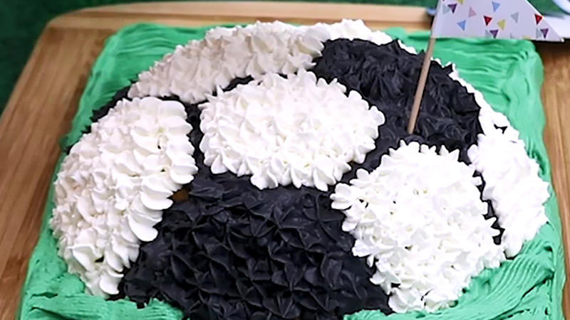 Wm Fussballkuchen Rezept Mit Video Kochbar De