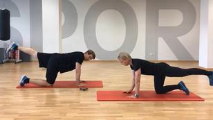 #Fitness Workout 5: Training für leicht Angeschlagene