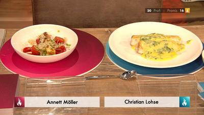 Rezept: Scharfer Heilbutt mit Reis (Annett Möller)
