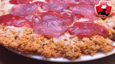 Rezept: Nacho Pizza