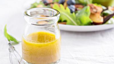Rezept: Einfaches Salatdressing