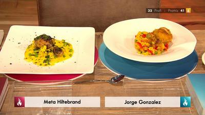 Rezept: Arroz con Pollo - Reis mit Huhn (Blick in Metas Topf)