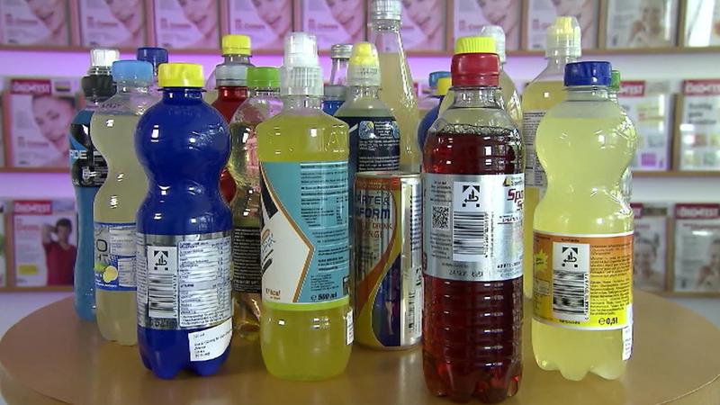 Isotonische Getränke im Test: Viele Sportgetränke enthalten zu wenig ...