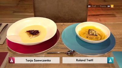 Rezept: Fenchel-Weißweinsuppe mit Zander (Tanja Szewczenko)