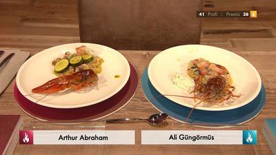Rezept: Armenische Krebse mit Wosp (Linsen-Reis) (Arthur Abraham)