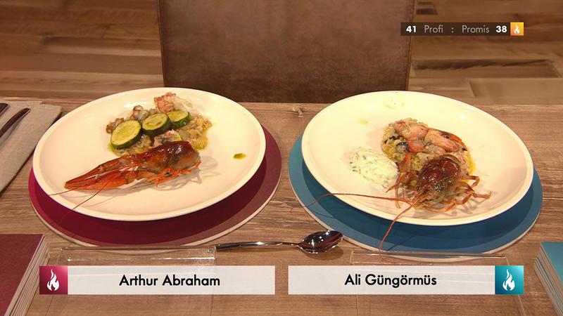 Armenische Krebse mit Wosp (Linsen-Reis) (Arthur Abraham) - Rezept ...