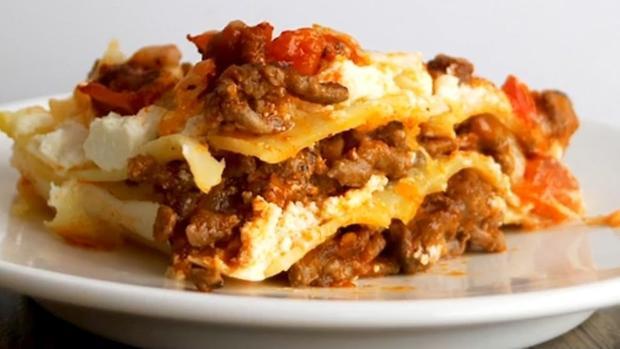 lasagne verfeinern