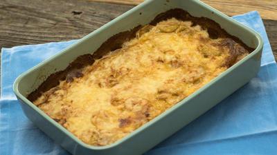 Rezept: Kartoffelgratin -klassisch-