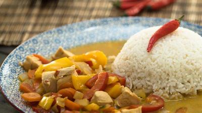 Rezept: Rotes Thai-Curry