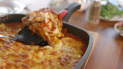 Rezept: Lasagne aus der Pfanne