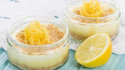 Rezept: Cheesecake-Törtchen und Schichtdessert
