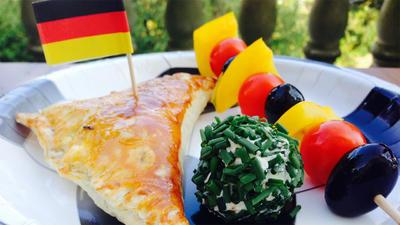 Rezept: Drei WM-Snacks